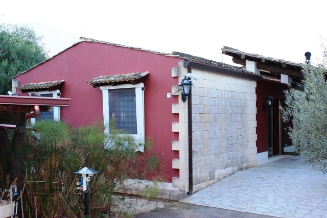 main villa for sale
